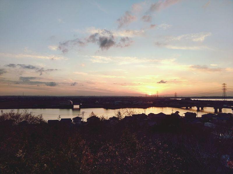 Sunset Cloud - Sky