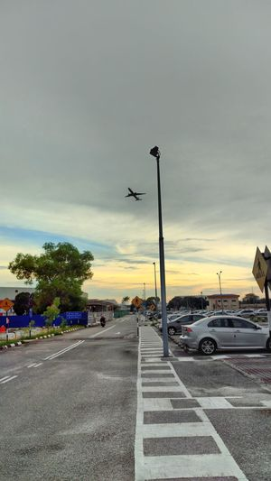 ZTE AXON ZTE AXON 7 ZTEphotography Cloud - Sky Flying Airport Aeroplane In The Sky Road Travel Penang Storm Cloud Illuminated Sky Car Bayan Lepas Ztefanphotography Multi Colored Freshness 3deffect Tree Trunk Intel Outdoors Sunset Bird No People