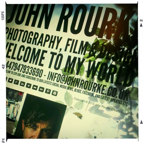 new website for John Rourke. http://www.JohnRourke.net please come visit, share it and help spread the word.
