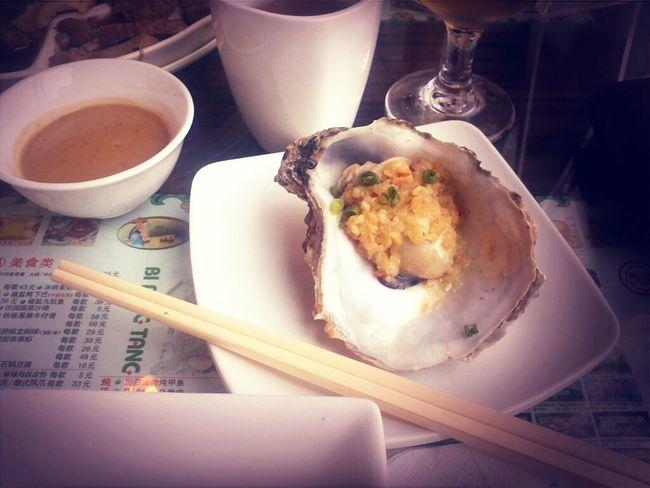 Lunch At Shanghai