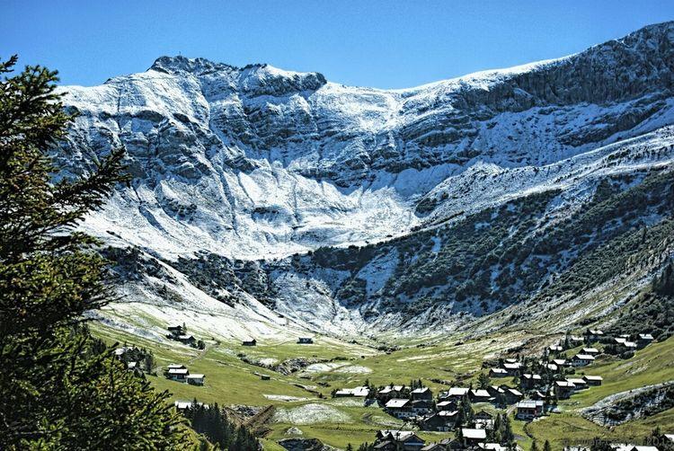 Malbun, Lichtenstein Alps Lichtenstein Landscape #Nature #photography Autumn