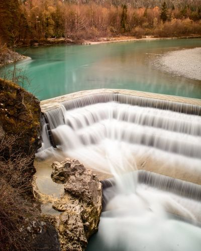 Lechfall, Füssen, Bavaria, Germany Motion Longexposure Heimatliebe ExploreGermany Longtimeexposure Germany Alps Allgaeu Bavaria German Mountain Bavarian Landscape Mountain View Water Dam Water Dam Hydroelectric Power Long Exposure Flowing Water Waterfall River