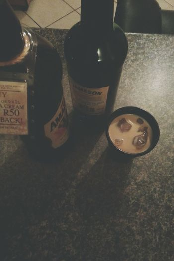 """""""If i have one more drink!"""" Alcohol Jamson& Sons Amarula"""