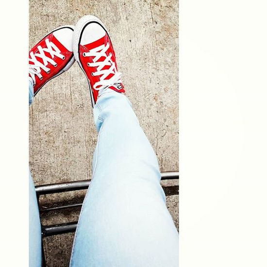 ^^v Hello Friday ConversePH Red Sotd Tgifridays Work