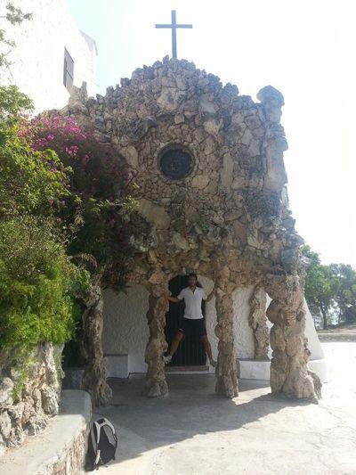 Ermita De La Trinitat Garraf Vallcarca Vallcarca-Garraf