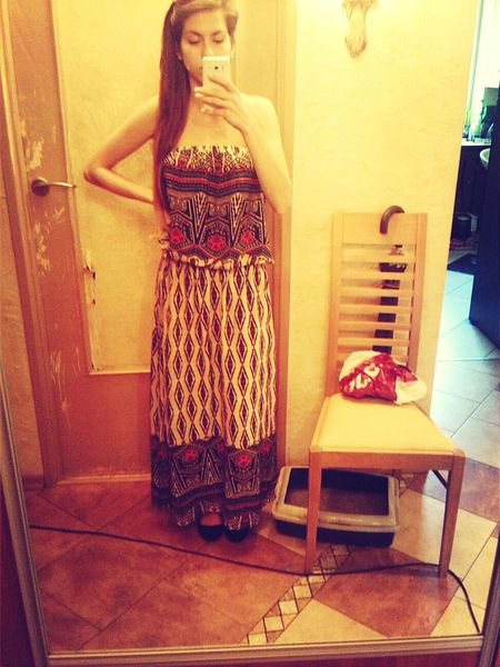 Today's Hot Look Summerdress That's Me Hello World