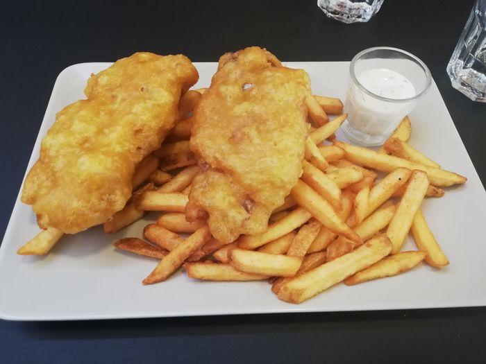 Fish And