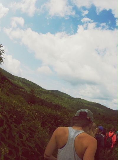 Mountains Hike