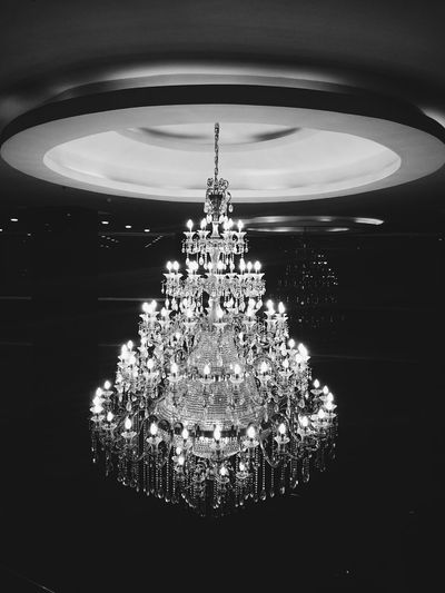 Don't let anyone ever dull your sparkle ✨🌟 Philippines Baguio City Chandelier