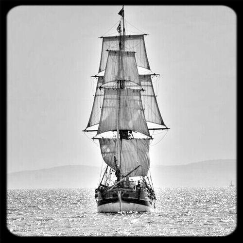 Sailing Ship Ocean Sails Tall Ship