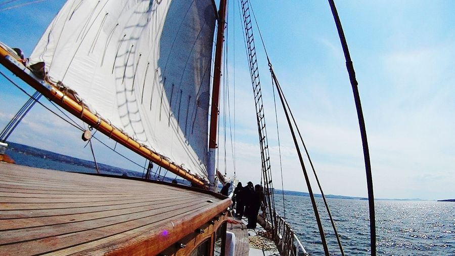Grand Voilier Rotersand The Architect - 2016 EyeEm Awards Tall Ship The Great Outdoors - 2016 EyeEm Awards