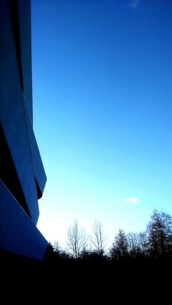 Escultura Monte Edificio Streetphotography Estructuras Street Cielo Azul Cielos Arboles Trees