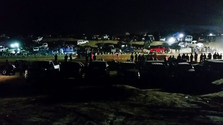 sand drags #offroad #Racing Night Arts Culture And Entertainment Large Group Of People