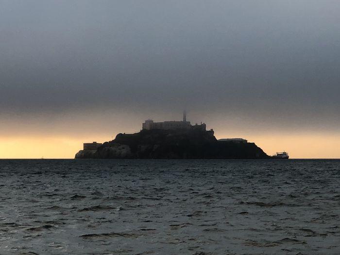 Alcatraz Sea