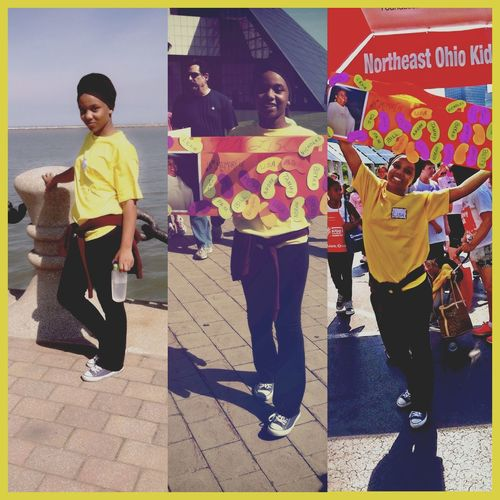 Kidney walk 2015 ! All for my mother RIP🌹 RIPMom Kidney Summer First Eyeem Photo