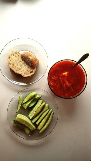 Food Russian Food Borsch Yummy♡ Soup Rainy Days☔ Staying Warm Bread Homemade Ukrainian