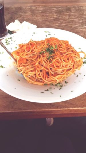 Food And Drink Pasta Italian Food Indoors  Ready-to-eat Freshness Meal Spaghetti Love