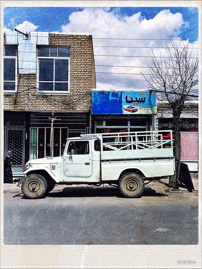 Iran Wheels Azerbaijan Takab