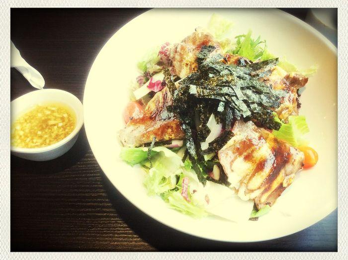 Salad Enjoying Life Food Eating