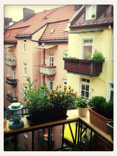 Romantic Innenhof