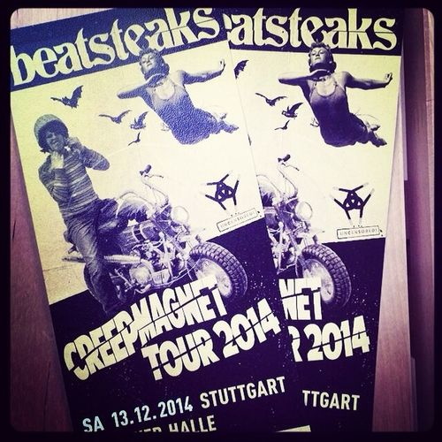Beatsteaks Enjoying Life Rocking Out Stuttgart