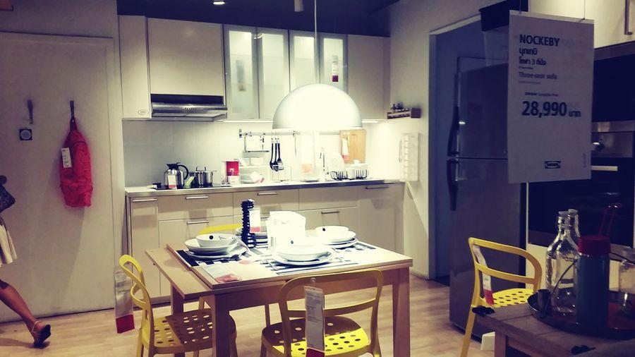 Kitchenset Decorations Interior Design Architecture Ikeathailand