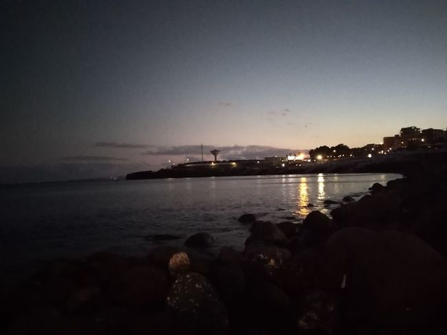 San Giovanni Li Cuti Catania Sicily Sea Reflection Night Travel Destinations Water No People Sky Outdoors Scenics Nature Sunset Landscape Horizon Over Water Architecture Beauty In Nature City Astronomy Waterfront Scenic The Week On EyeEm Streetphotography EyeEmNewHere