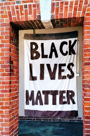 A black lives