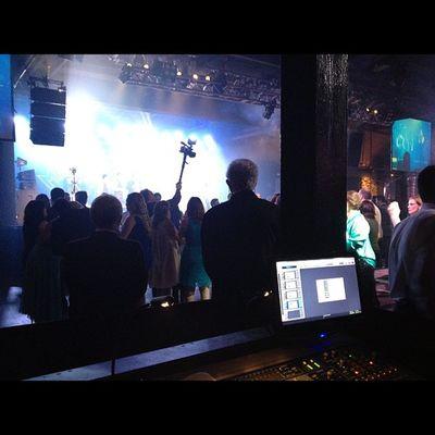 Show Showtime Livesound Samysband digidesign stage party