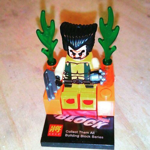 Wolwerine Lego Minifigures LEGO