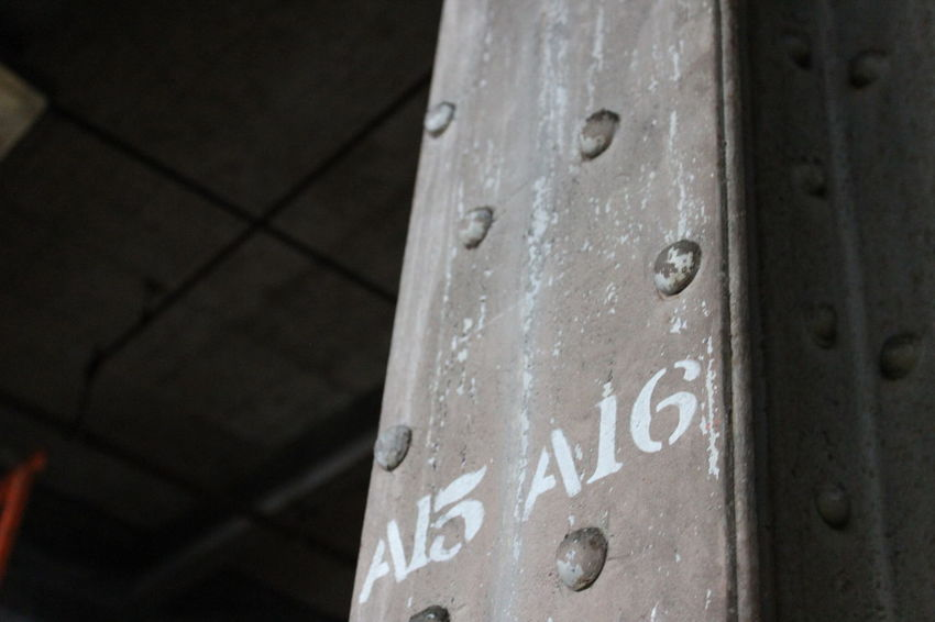 Steel Beam Close-up Steel Steel Beam Industrial Canon 1300d Canon New Camera Urbex Abandoned Buildings Abandoned Abandoned Places Grunge Old Building Rivets Beams And Girders Antique