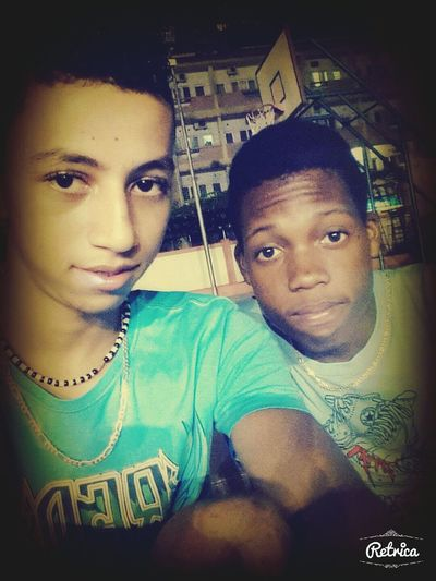 Effects Art And Creativity Me and Youssef