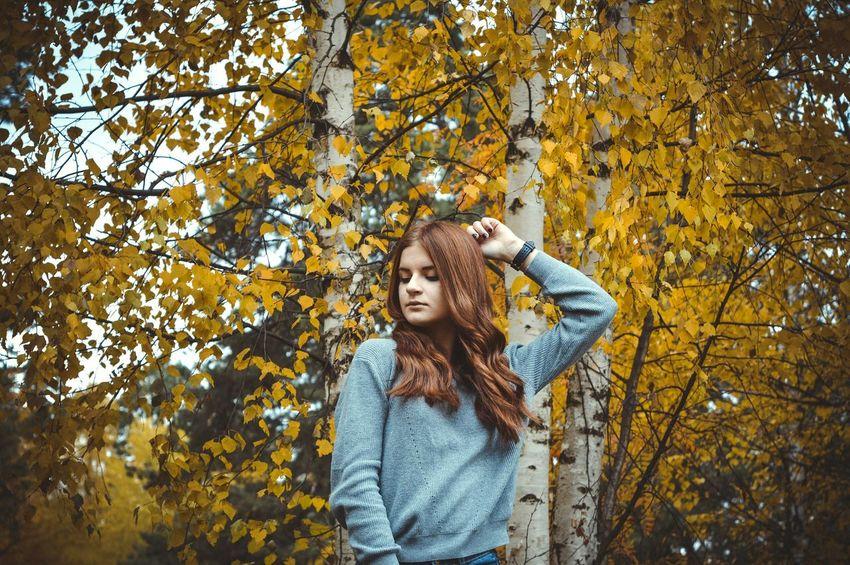 Autumnday Warm Colors Nice Look Portrait Popular Photos Faces Of EyeEm Beautiful Today's Hot Look Followforfollow Like4likes