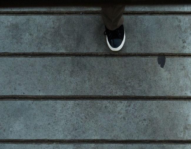 Step by step..
