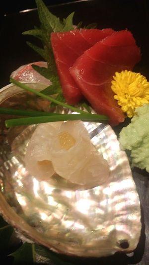 Tuna Yellowtail Hirame Herring Roe Seasonal Sashimi Foodphotography Freshness Singapore