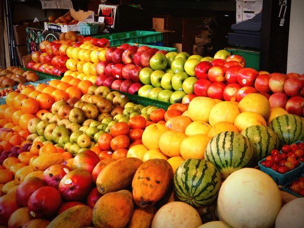Fruit Salad Seattle PikePlaceMarket