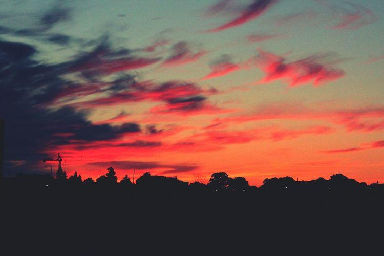 Ottawa sunrise