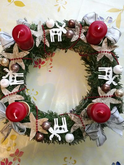 Advent Christmas Decoration DIY At Home Celebration Events Family Friends