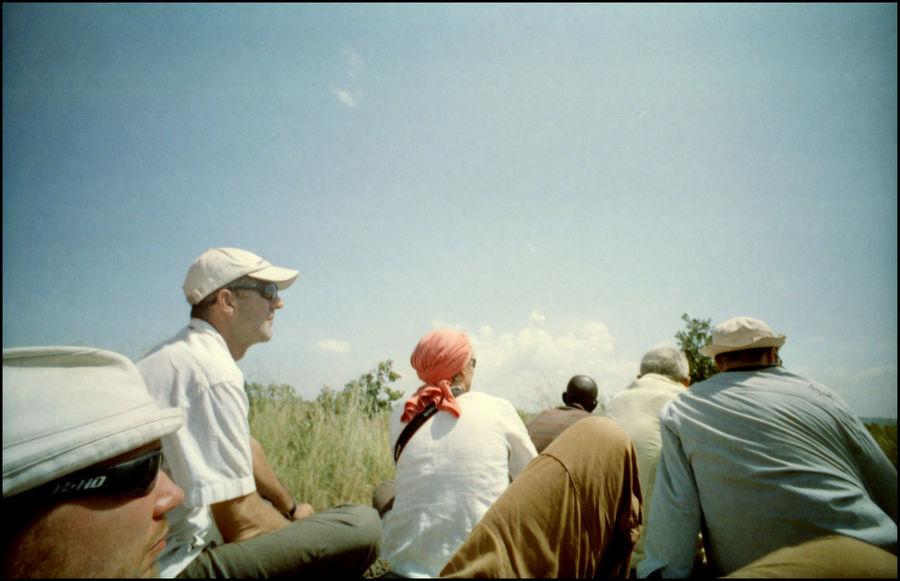 Pendjari National Park Africa Analogue Photography Benin Colour Guide Lomo National Park Outdoor Pendjari National Park Safari Savanna Van
