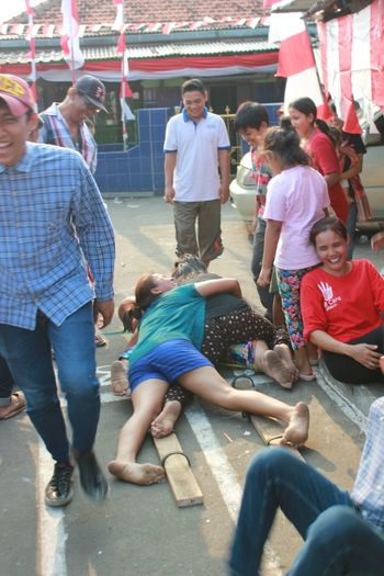 Independenceday_Indonesia Merdekamerahputih HUTRI70 EyeEm Indonesia Funny Moments