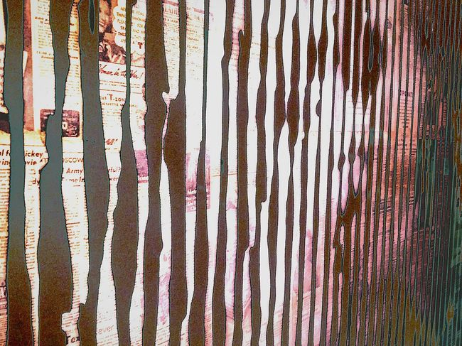 Picturesofart ArtWork Newspaper Strips Newspaperstrips Strips Of Paper Madonna Britneyspears Britney Spears Artwall Artphotography Artphoto GirlOnGirl  Mtv MTVHottest Mtvstars Britney Newspaper Art Newspapers Newspaper Design Newspapertime
