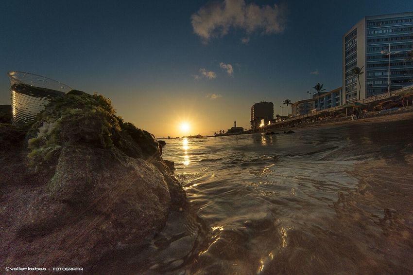 Sunset - Farol da Barra - Salvador - Bahia - Brasil Sunset Sunset_collection Faroldabarra Salvador