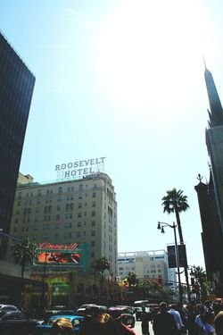 Travel Photography Roosevelt Hotel, Los Angeles Hollywood Hollywood Blvd Los Angeles, California California California Love Calovefornia City City Life City Street Architecture Live For The Story Let's Go. Together. #urbanana: The Urban Playground