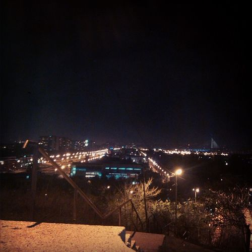 Beograd na dlanu! Cityscape City View  Night View Great View