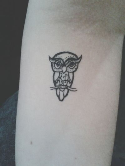 Tattoo Owl Tattoo Cute Art