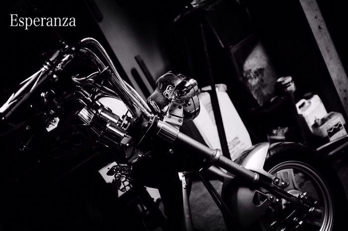 白黒 モノクロ Blackandwhite Monochrome Motercycle バイク 乗り物