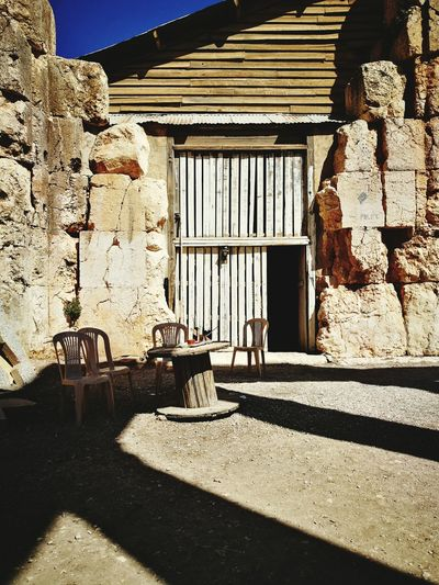Window Architecture Built Structure Shadow Sunlight House Outdoors History Ancient Lebanon Middle East Baalbek Ruins Stone Wall Old Ruin The Past Old Muslim Sunlight
