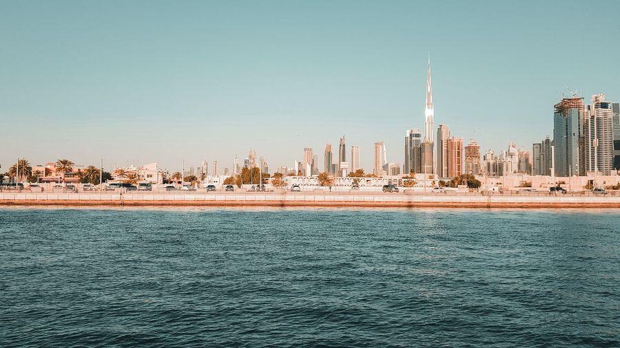 skyline EyeEm Selects City Cityscape Urban Skyline Clear Sky Skyscraper Beach Desert Modern Sand Arts Culture And Entertainment Panoramic Postcard Skyline