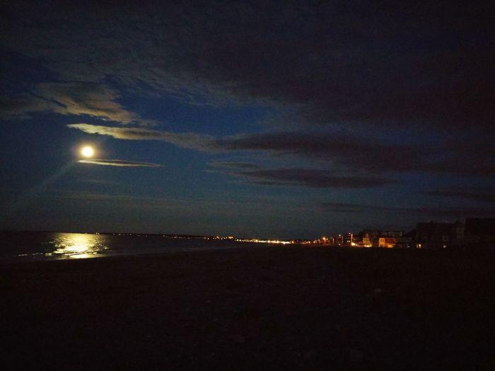 Moonstruck.
