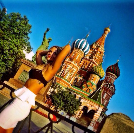 Redsquare Russian Beauty Russian Girl